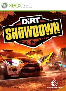Dirt Showdown Xbox 360 Boxart