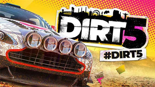 Codemasters off-road racing video game DiRT 5 now available for Xbox One, PS4 and PC via Steam