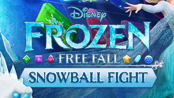 Frozen Free Fall: Snowball Fight