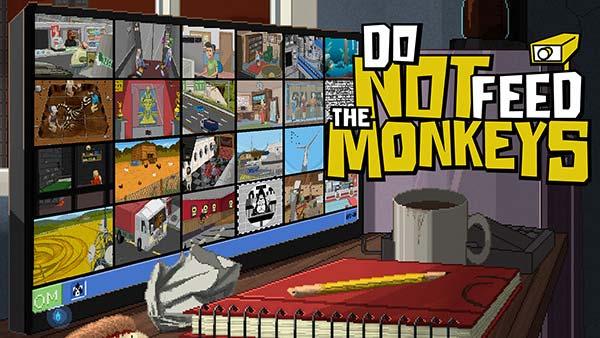 Do Not Feed The Monkeys