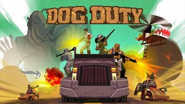 G.I. JOE inspired game 'Dog Duty' hits Xbox One, PlayStation 4, Nintendo Switch and Steam today