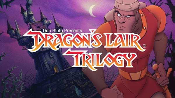 Dragon's Lair Trilogy for Xbox One