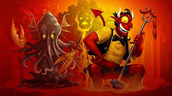 Doodle Devil: 3volution arrives March 11th on Xbox One and Xbox Series X/S