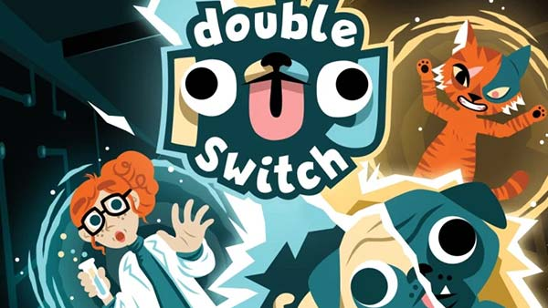 Tough sidescrolling platformer 'Double Pug Switch' launches for Xbox One, PS4, Switch and Steam