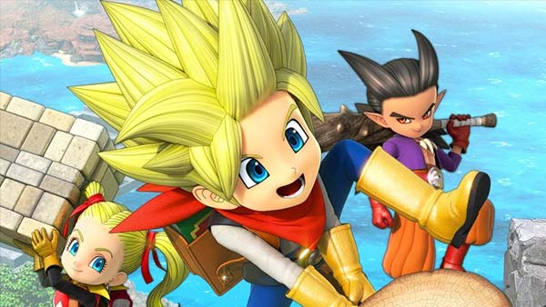 DRAGON QUEST BUILDERS 2 available today on Xbox One, Xbox Series X|S, Windows PC, and Xbox Game Pass