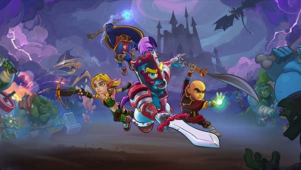 Co-op Tower Defense RPG Dungeon Defenders: Awakened is now available to pre-order for XB1 and XBSX/S