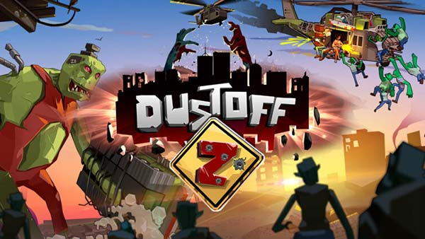 Dustoff Z takes off today on Xbox One, Switch and PC (Steam)