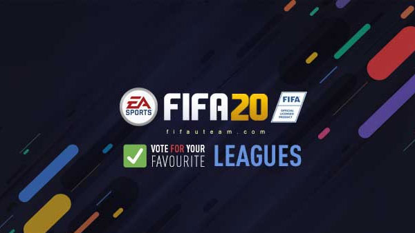 FIFA 20 – To Be Announced