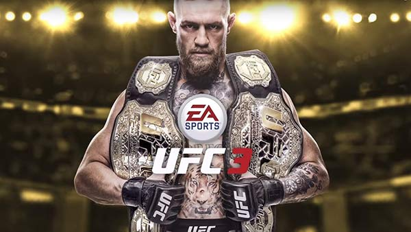 EA SPORTS UFC 3 MMA Fighting Game Hits Xbox One, PlayStation 4