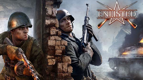 """Squad-based first person MMO shooter """"Enlisted"""" is now available to play for free!"""