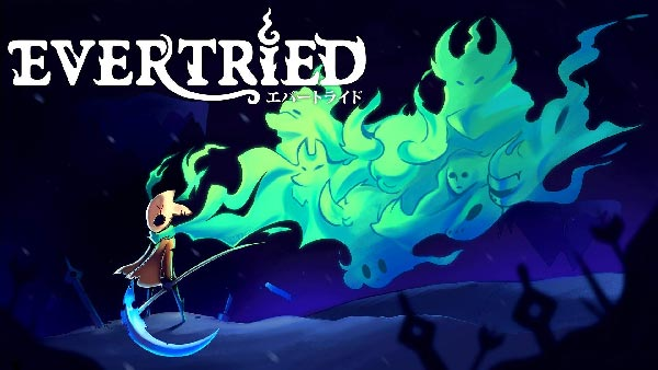 EVERTRIED launches October 21st for XBOX, PlayStation, SWITCH, MAC, and PC