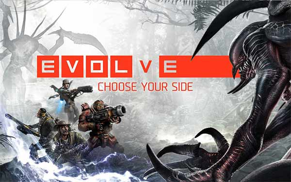 EVOLVE Xbox One Video Game
