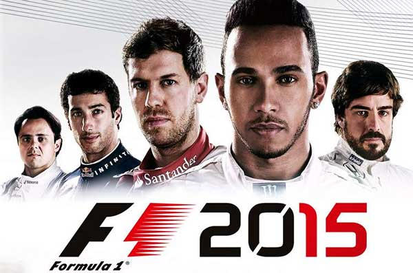F1 2015 Xbox One Video Game