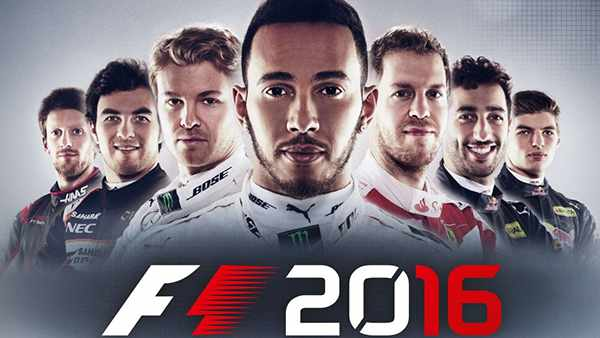 F1 2016 Is Now Available For Digital Pre-order And Pre-download On Xbox One
