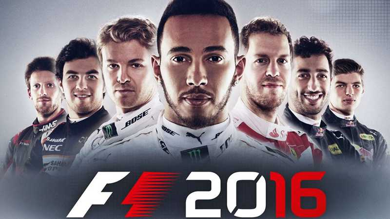 'F1 2016' is Out Now on Xbox One, PS4 and PC!