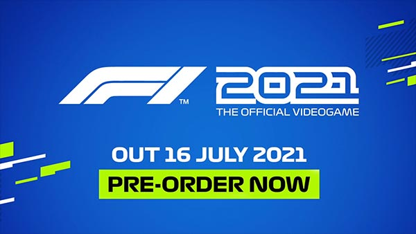 F1 2021 heads to Xbox Series, PS5, Xbox One, PS4 and PC on July 16th; Preorder now!