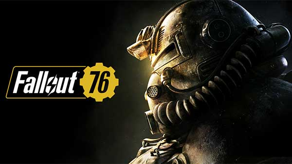 FALLOUT 76 Is Available Now On Xbox One And PlayStation 4