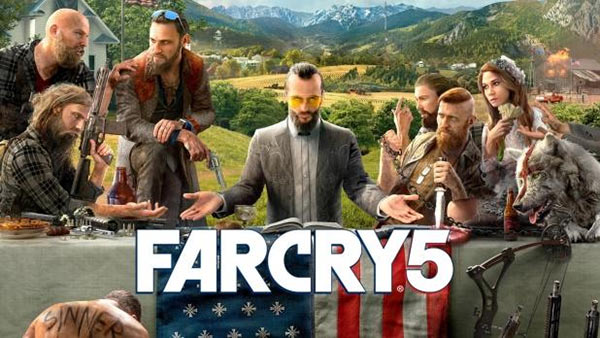 Far Cry 5 Out Now on Xbox One, PS4 & PC
