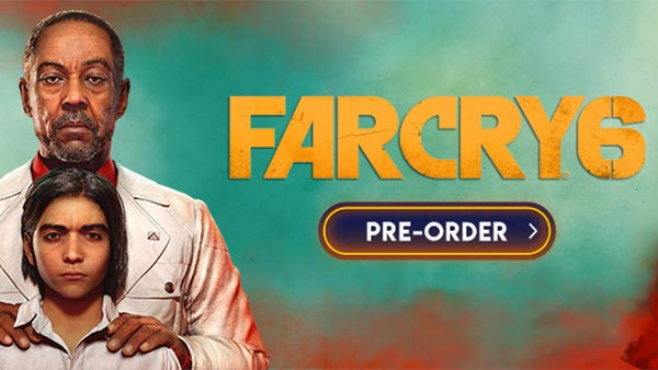 FAR CRY 6: The revolution kicks off October 7; Pre-Purchase and Pre-Order FC6 today!