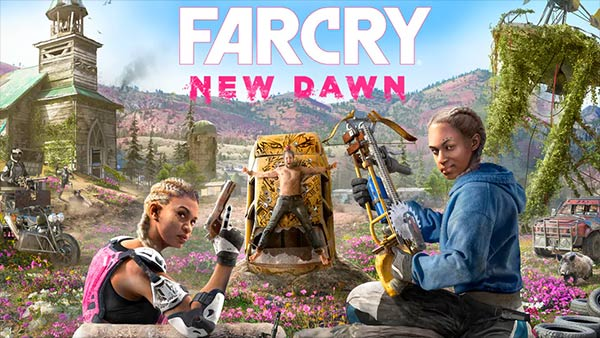 Far Cry 5 New Dawn