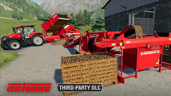 Farming Simulator 19's GRIMME Equipment Pack Is Now Available For Xbox One, PS4, Windows 10, and MAC