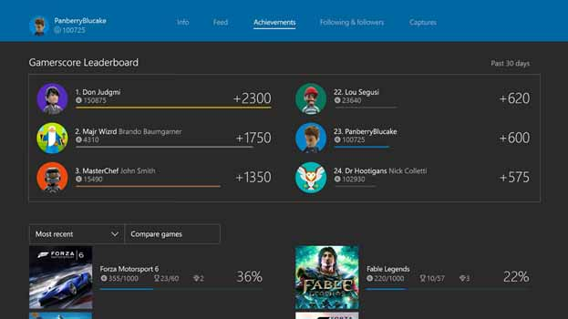 February 2016 Xbox System Update