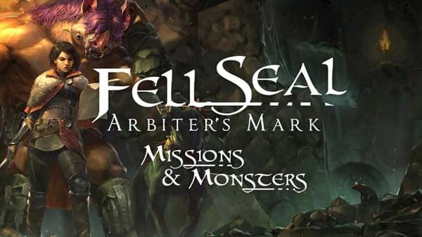 Fell Seal: Arbiter's Mark 'Missions and Monsters' expansion launches TODAY on XB1, PS4, SWITCH and PC