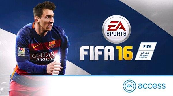FIFA 16 EA Access