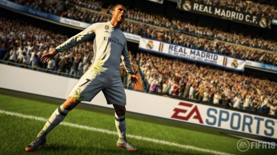 FIFA 18 XBOX REVIEW