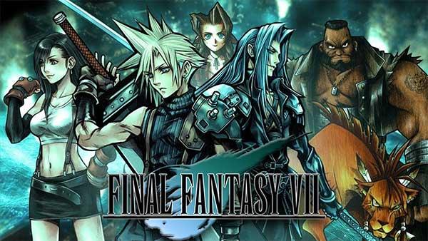 Final Fantasy VII HD