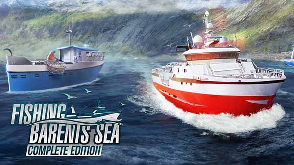 Fishing Barents Sea Complete Edition for Xbox One