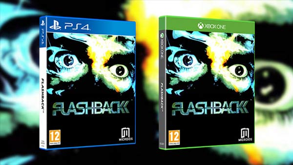 Flashback 25th Anniversary Release Date for PS4 and Xbox One Announced