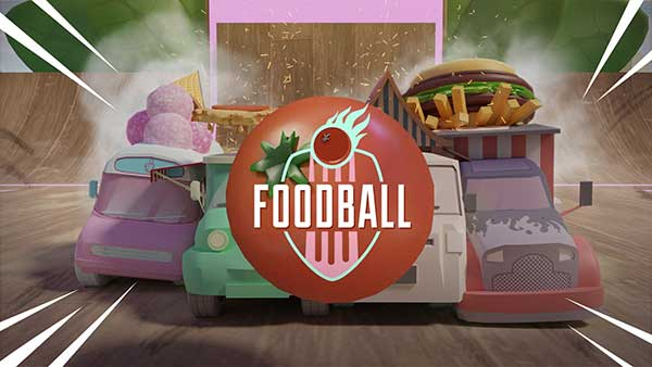 'FoodBall' is coming to PC and consoles in 2020