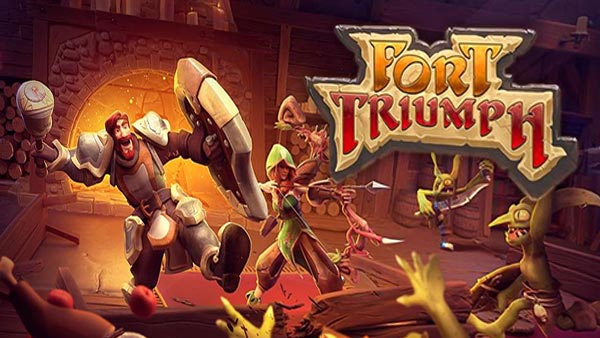 Fort Triumph releases in August on XBOX; Digital pre-order and pre-download available now!