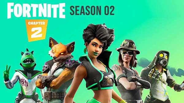 Fortnite Season 2 Chapter 2