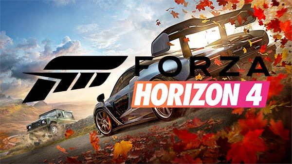 'Forza Horizon 4' races onto Xbox One and Windows 10