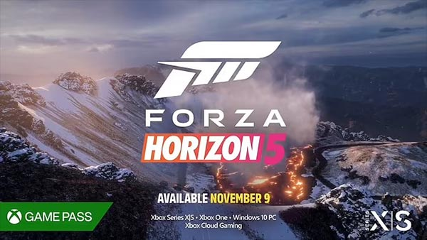 Forza Horizon 5 Preorders Are Live For Xbox One, Xbox Series X|S and PC