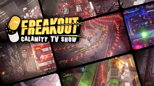 Freakout: Calamity TV Show is available now on Xbox One