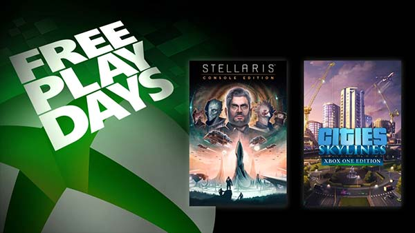 Stellaris And Cities: Skylines Are Free-to-Play This Weekend On Xbox One And Xbox Series X/S
