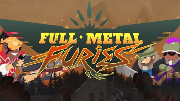 Full Metal Furies Out Now On Xbox One And Windows 10