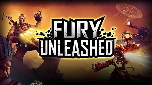 Fury Unleashed launches May 8th on XBOX ONE, PS4 and SWITCH; Digital pre-order is available now!