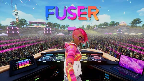 Give FUSER a free spin with the demo, available today for Xbox One and Xbox Series X|S!
