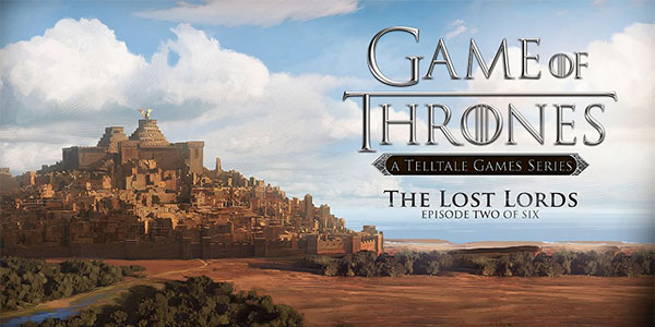 Game of Thrones The Lost Lords