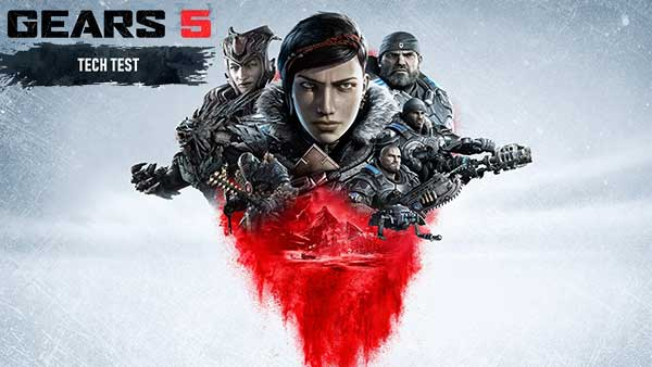 Gears 5 Tech Test