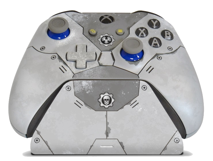 Gears 5 Controller Stand