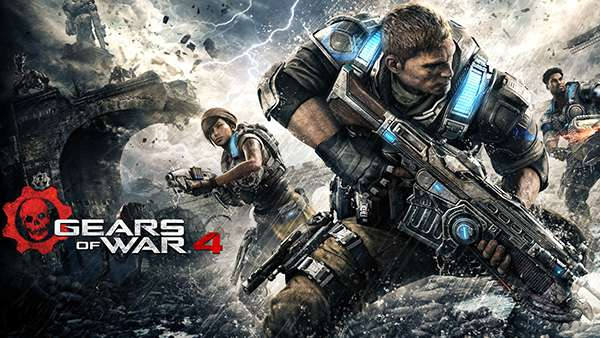Gears Of War 4 Launches Worldwide On October 11
