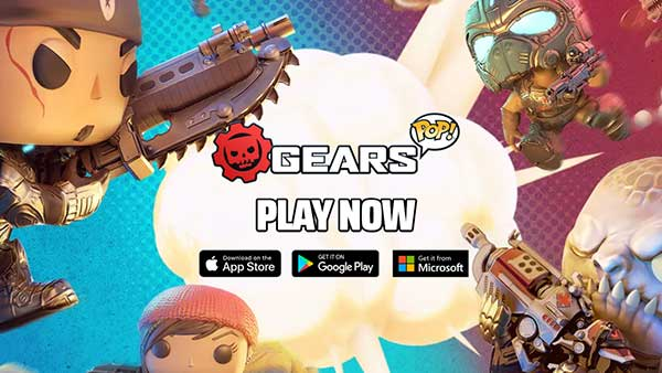 Gears POP! is now available to download on iOS, Android and Windows 10 PC!