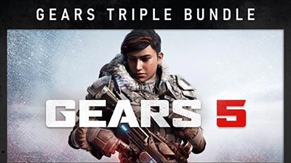 Gears Triple Bundle