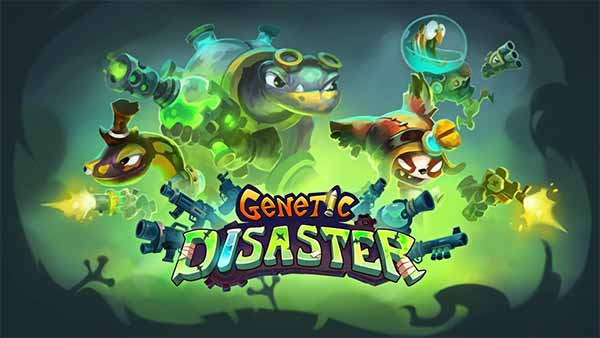 Genetic Disaster Is Coming to XBOX on May 29; Digital Pre-order And Pre-download Is Available Now