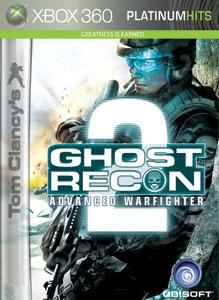 Tom Clancy's Ghost Recon Advanced Warfighter 2 (Xbox)